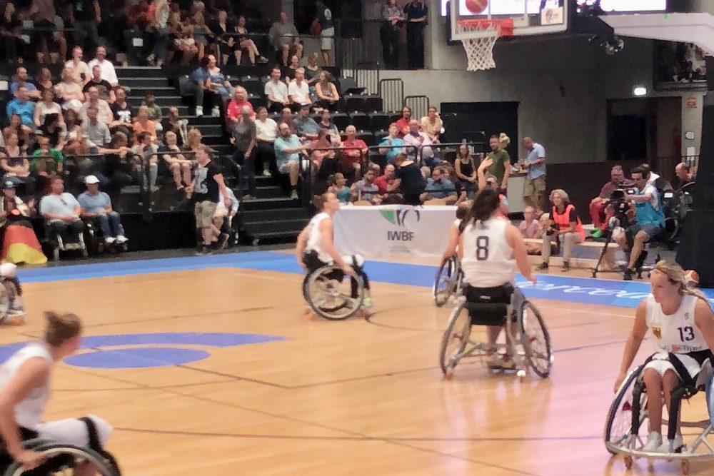 Rollstuhlbasketball-WM